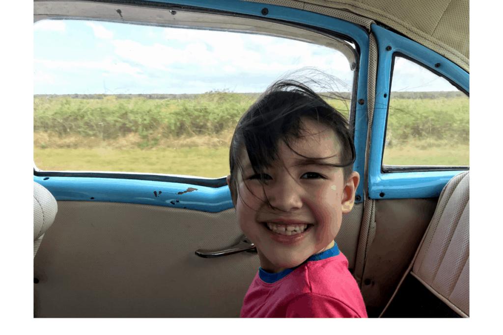 Cuba Travel Tips Classic Car Taxi