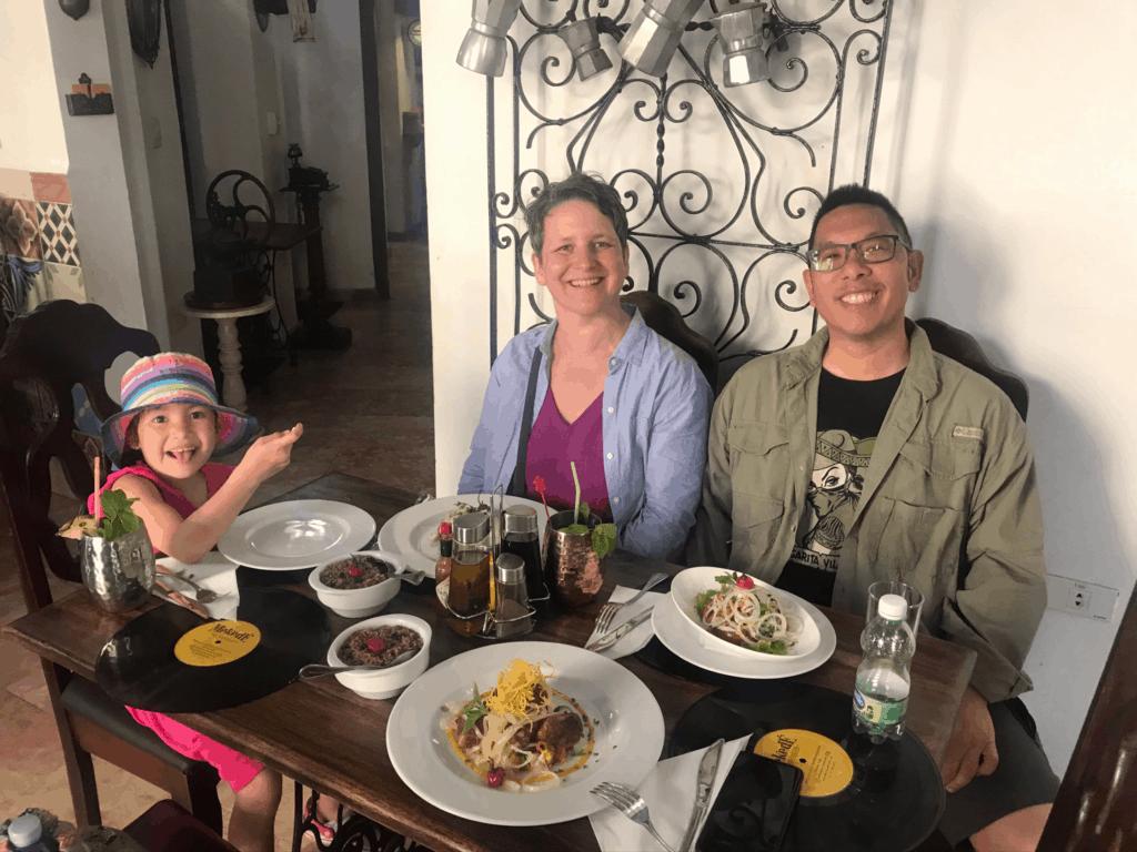 Best Kid-Friendly Lunch in Old Havana