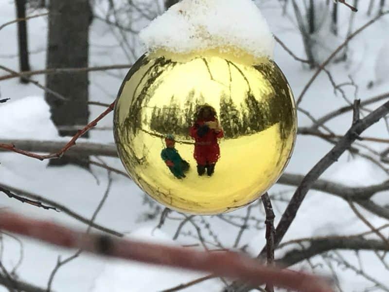 Winter Walk Ornament
